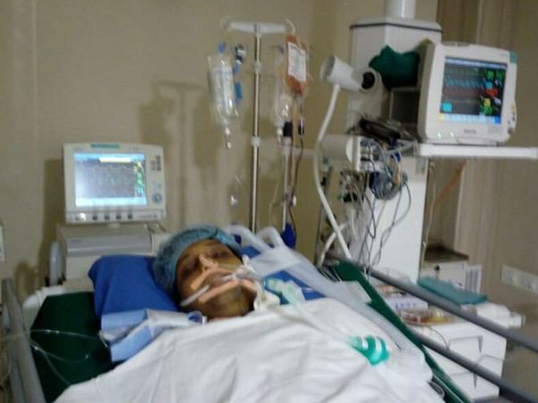 Help Shrikant to Combat Marfan Syndrome Critical Heart Redo Surgery
