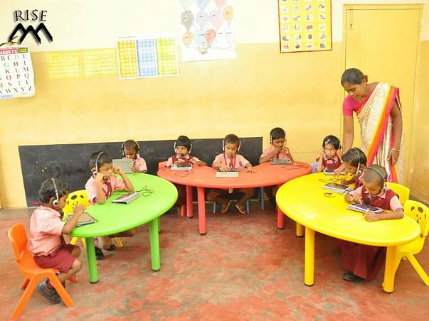 Help this Rural School build Classrooms