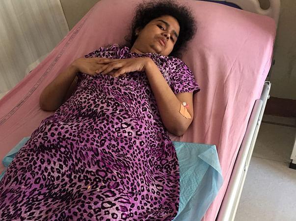 Help Usha to fight Multiple sclerosis