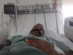 Help Subash Kunk fight clot in his brain