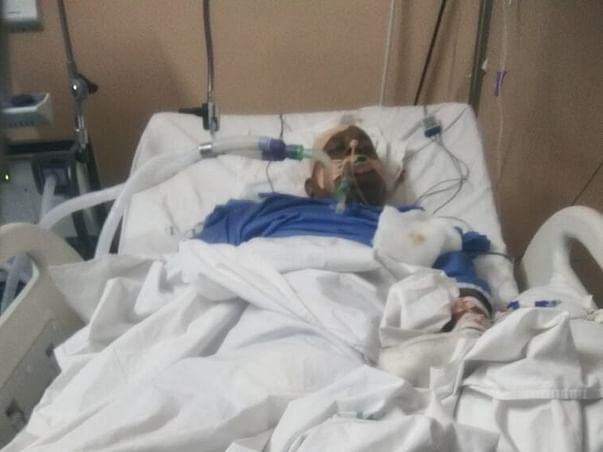 Help satyendra to save his life.