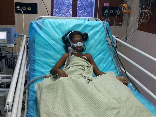 Help This 7-year-old Who Woke Up To Find Herself Paralyzed