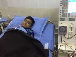 Help Nikhil fight Chonic Kidney Disease