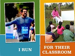 A Run for building Classroom !