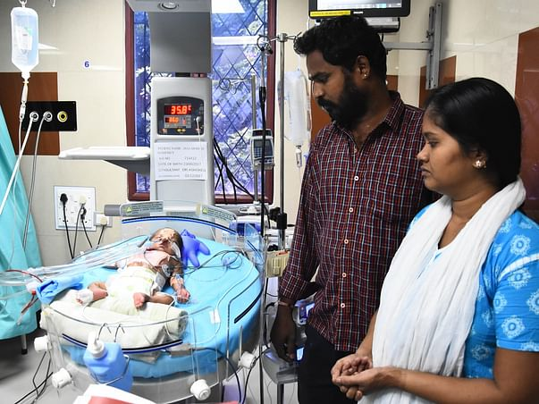Help This Mother Fighting To Save Her 3-month-old Son's Life