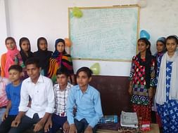 We are running an NGO for poor but talented students free of cost