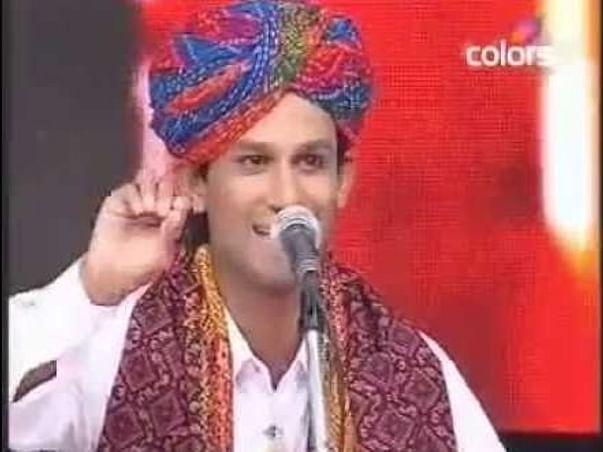 "Save India Got Talent Fame Rajasthani Singer ""Aslam Khan Langa"""