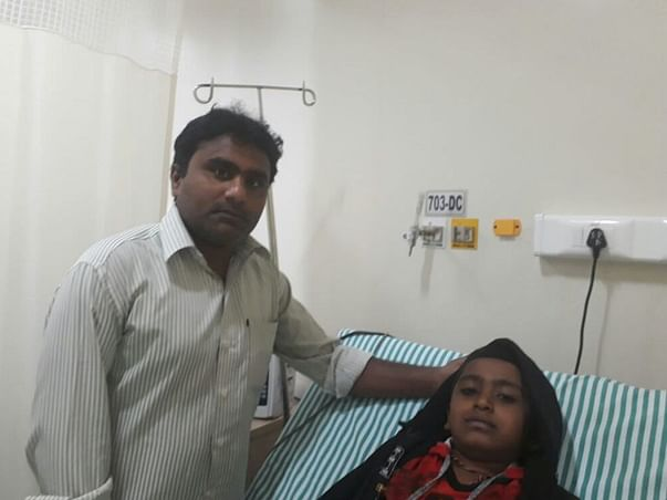 Help 9-year-old Manoj fight a severe bone marrow disease