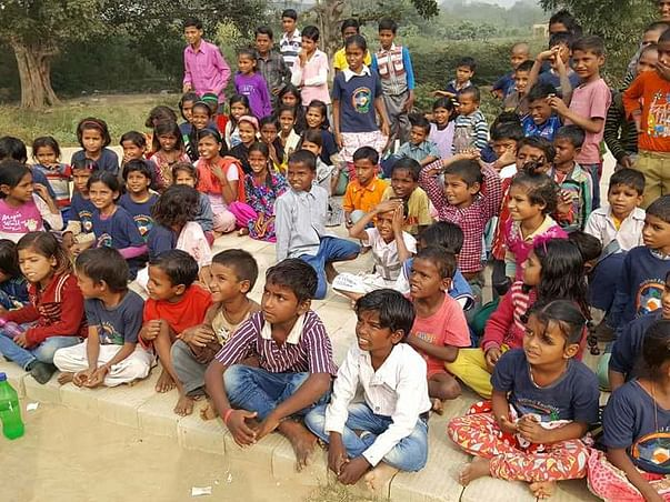 Free school for underprivileged Need support for education