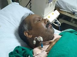 Help Ganapthi to Fight Against the Renal Disease and Help His Family
