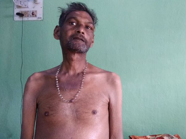 Help Him To Fight Against Liver Disease