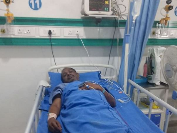 Help Sridhar For His Immediate Heart Surgery