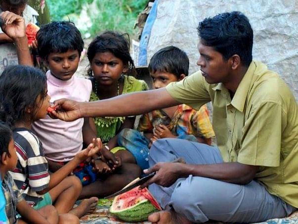 Help Auto Murugan Build a Home for Street Children