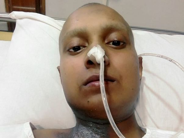 Save Noman From Cancer