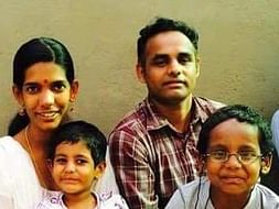 In memory of Vinod Marutheri Govindan