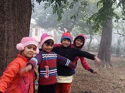Little Ones In Kedarnath Needs A Strong House