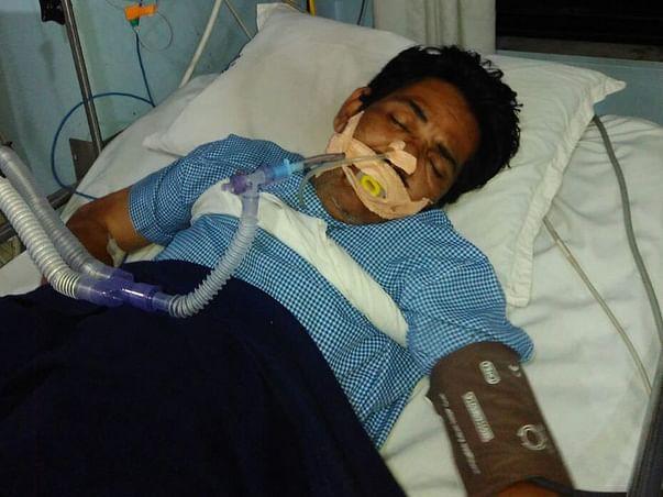 Help Sarang Bhavsar to fight Brain Hemorrhage