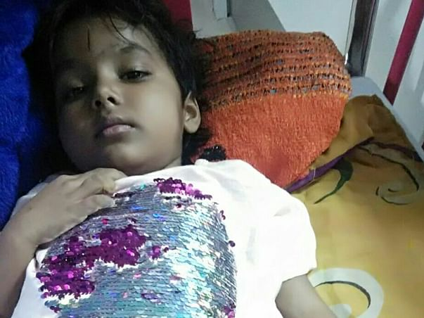 Help Divya,a 4 year old girl beat Blood Cancer