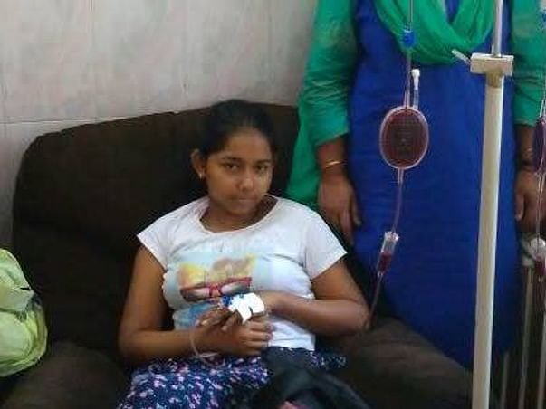 Help 12-year-old Epsita fight a severe blood disorder