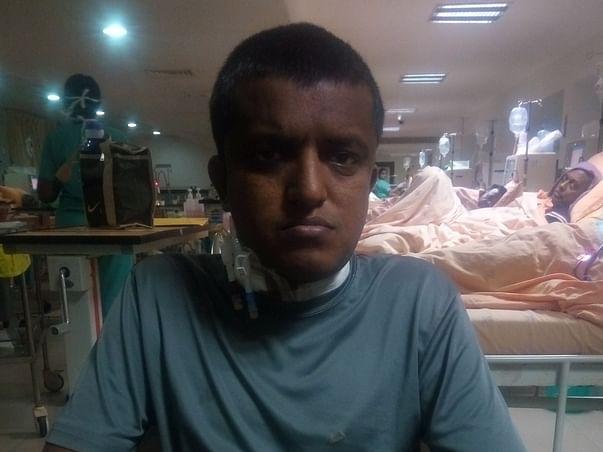 Please Help my Husband ANIL to Get Kidney Transplant - Pari Shinde.