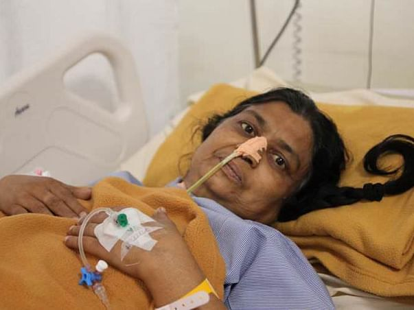 Noor Almost Lost Her Husband To Cancer And Now She Has To Fight It