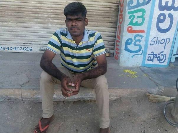Help Murali fight Acromegaly