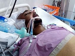 Help ajmeer kaja mydeen recover from accident operation