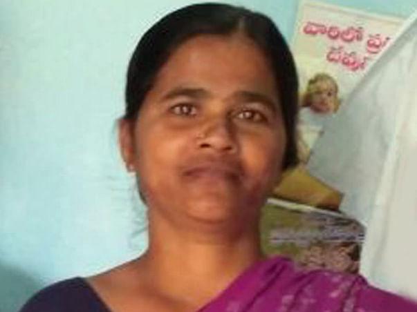 Help A Widow Setup A Tailoring & Saree Business