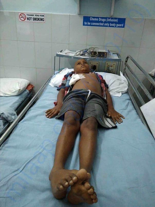 Madhan treatment photo