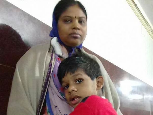 Help Annapurna for her Permanent Catheter Insertion and Dialysis