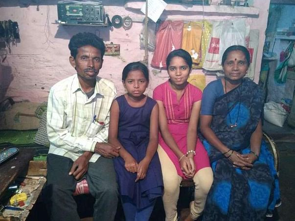 Manohar has a bone tumor and needs to be treated urgently