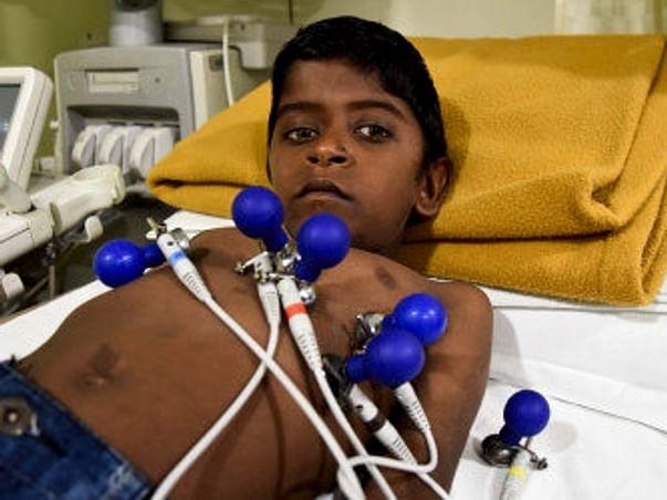 Pranivith's Heart Disease Has Never Allowed Him The Joys Of Childhood