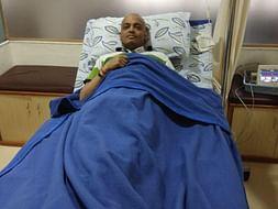 Help Manjunath fight Non-Hodgkin 's Lymphoma