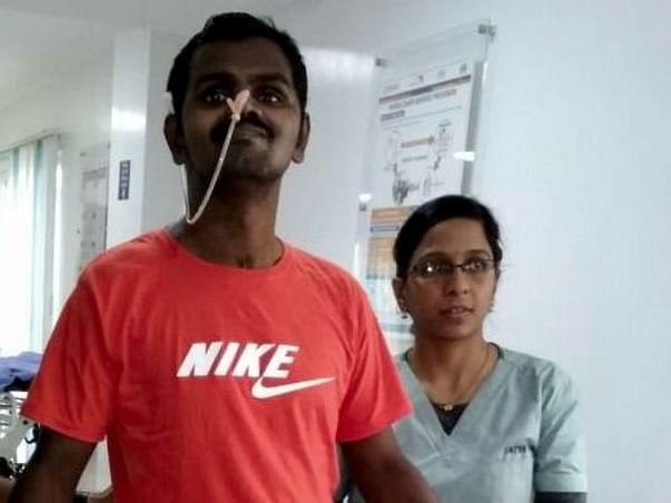 Help Deepak - Fight Brain Injury
