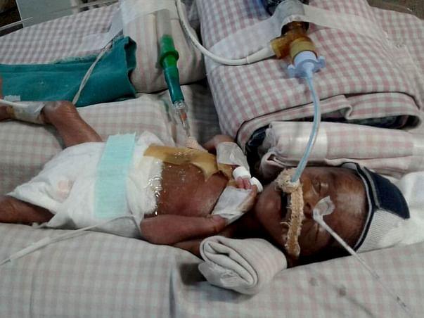 Help Anitha save her prematurely born baby