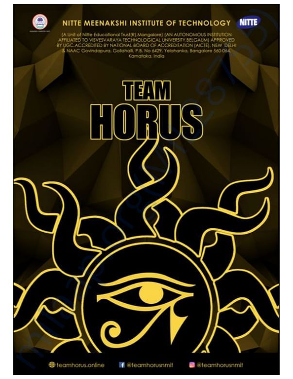 Team Horus Brochure