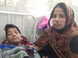 Aman 13 year old need Bone Marrow Transplant