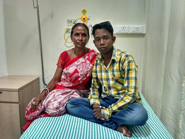 Help 23-year-old Sukanta fight a severe blood disorder