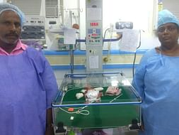 Only One Of Malliga's Triplets Is Alive And You Can Help Save Him