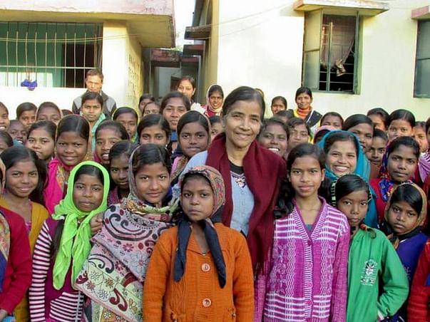 Help Sudha Varghese uplift India's marginalised girls