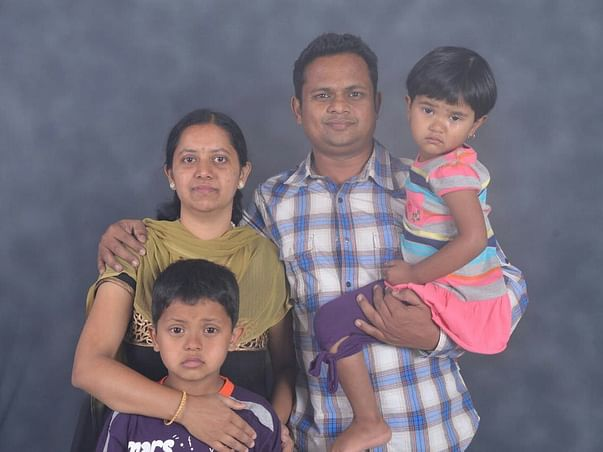 Help Santhosh Pay His Medical Bills