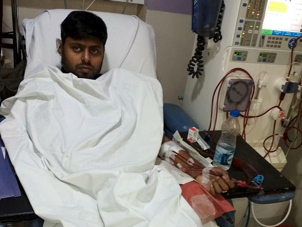 Help Joydev To Undergo A Kidney Transplant