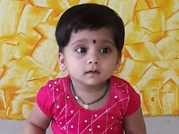 Help 3-Year-Old Baby Risha Get Open Heart Surgery