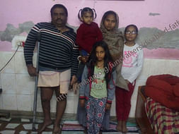 Support to start a SHOP for my family 3 Daughters & Wife