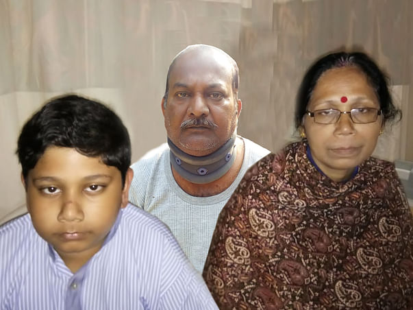 Help Rupankar fight cancer