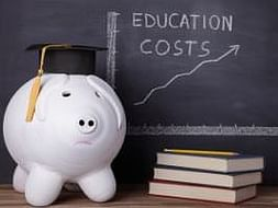 Supporting Education by making it affordable