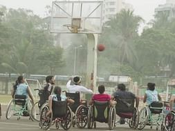 Help Maharashtra Wheelchair Basketball Team