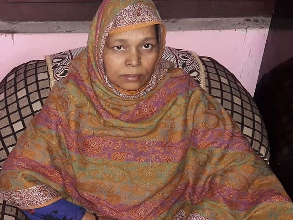 Help Mehtab Jahan Undergo Treatment For Breast Cancer