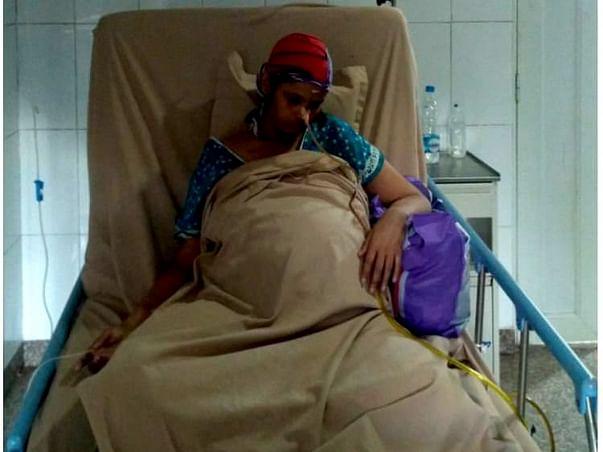 Help Sailaja fight Cancer