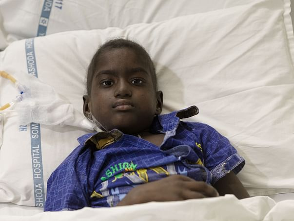 Help Rukmandar Whose Body Has Stopped Producing Blood